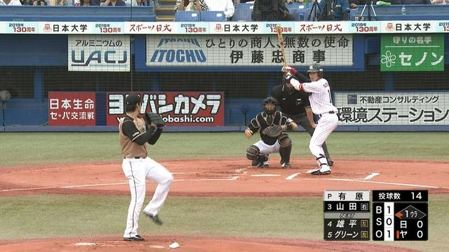 【悲報】 山田哲人さん 完全に壊れる