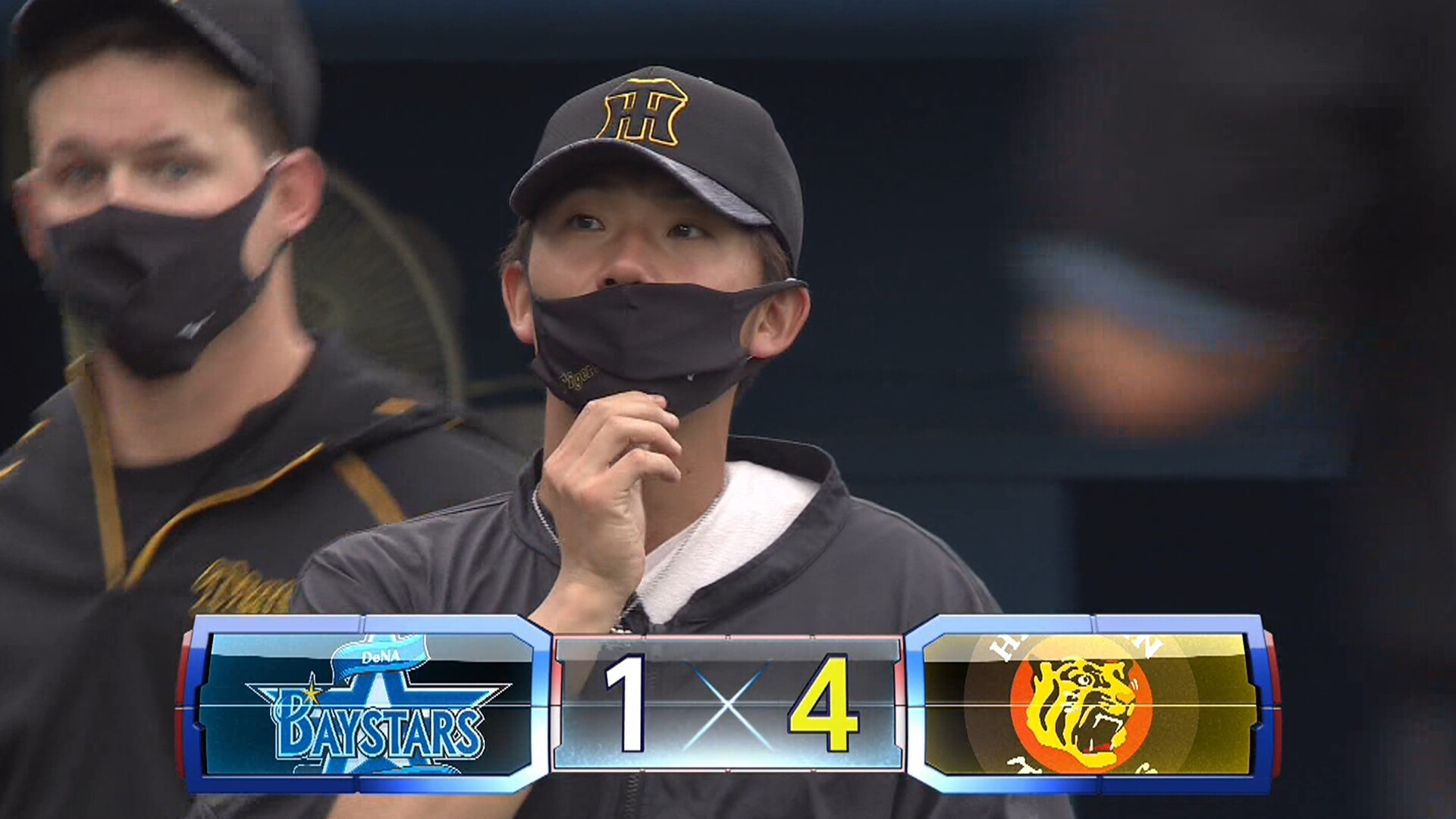 阪神、デーゲーム13連勝! ルーキー伊藤が8回1失点で3連勝