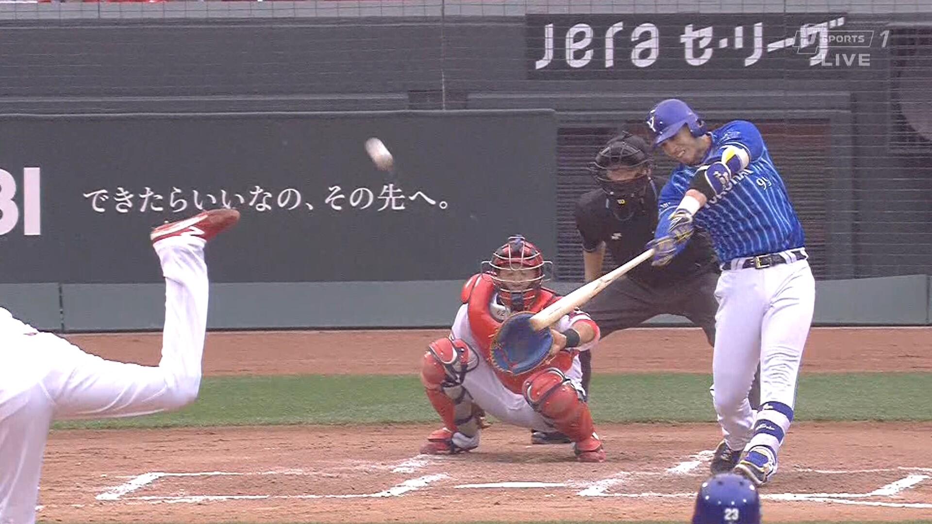 やっぱり野球はホームランなんよな ヒット打ったって意味ないんや