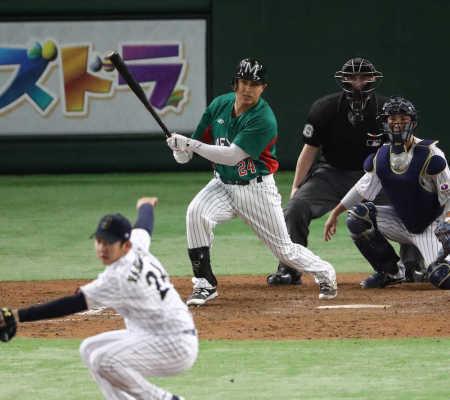 阪神、WBCメキシコ代表ナバーロ獲得へ 左打ちでシュアな打撃が持ち味