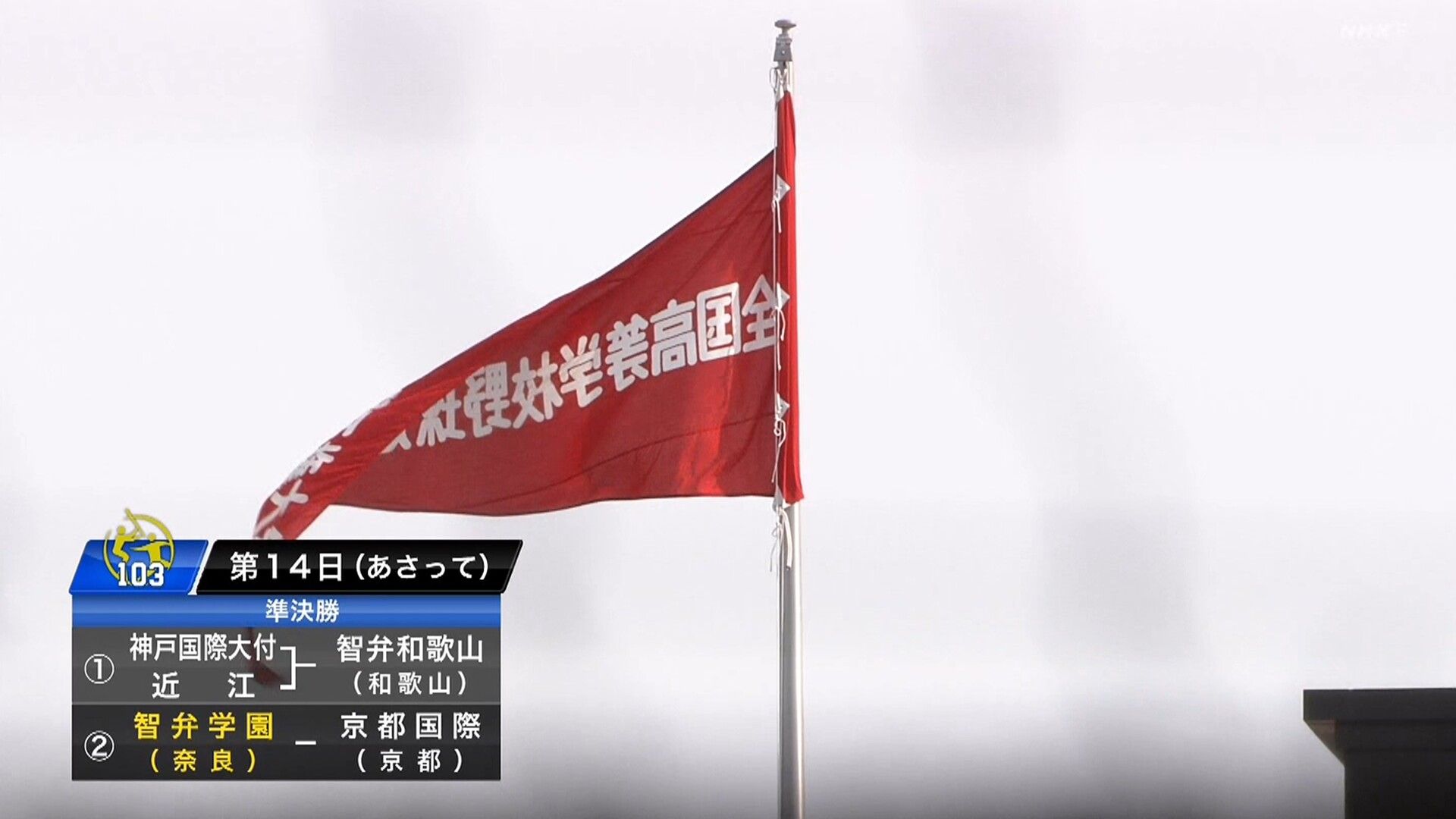 甲子園 ベスト4全て近畿勢