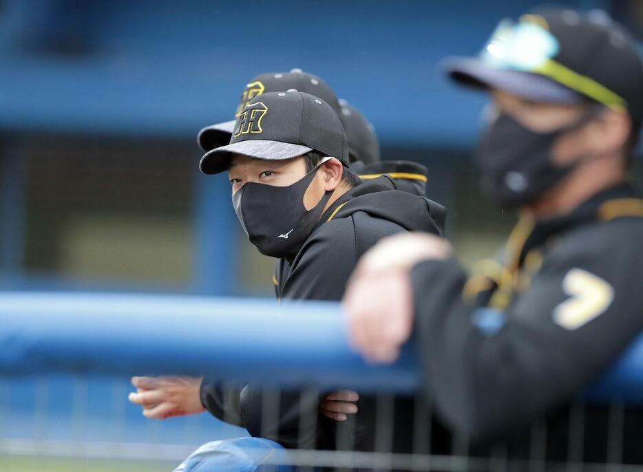 阪神ファン、4番大山が登録抹消されたのに冷静