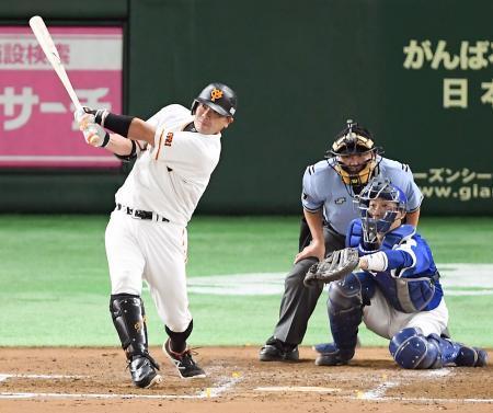 巨人、6試合連続3本塁打以上のプロ野球記録達成