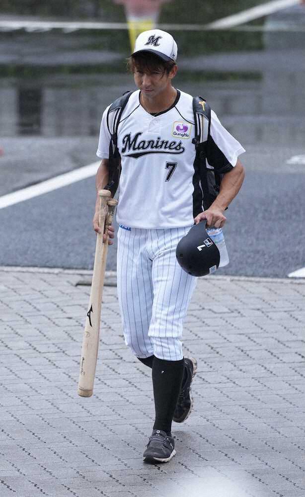 ロッテ・福田秀平さん(32)、あと2年契約が残ってる