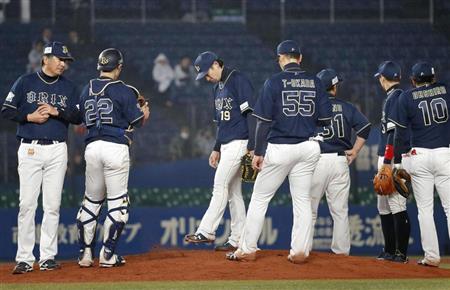 オリックス・伊藤光、2軍降格決定 パスボールにバント失敗…今季無安打でスタメン試合は0勝6敗