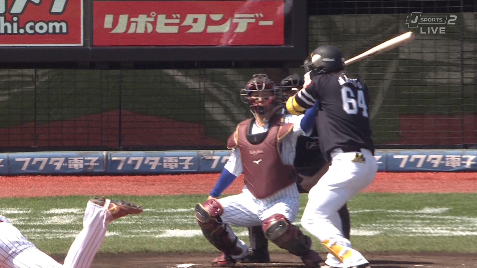 楽天・ドラ2高田孝一、プロ初登板初先発も初回に危険球退場… 真砂へ頭部死球