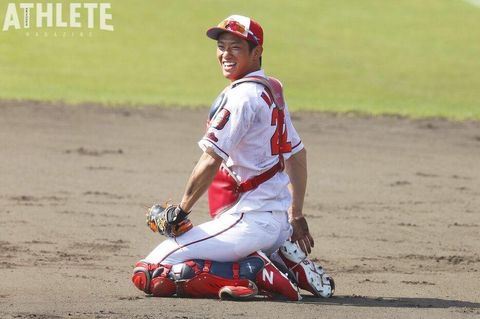 広島・中村奨成(22)「捕手へのこだわりはありません。どこでもいいから試合に出たい」