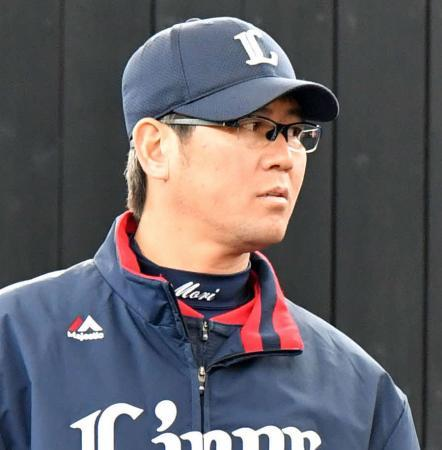 西武・森慎二コーチが死去 42歳、多臓器不全