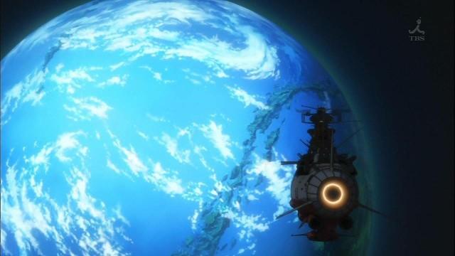 (*^◯^*)「さらばー倉本ー 旅立つ船はー UZR戦艦大和ー」