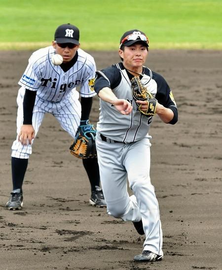 阪神OB「遊撃は鳥谷で守備を強化するべき」