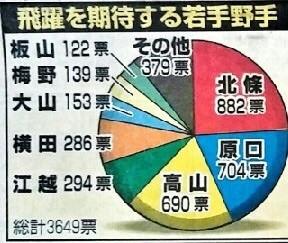 阪神ファンが期待してる若手ランキング選手wwwwww