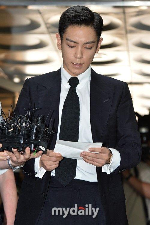【BIGBANG NEWS】BIGBANGのT.O.P、初公判に出席「衝動的な誤った行動…母に申し訳ない」(全文)
