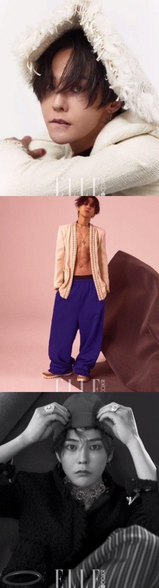 "【BIGBANG NEWS】BIGBANGのG-DRAGON、鍛えられた腹筋に視線釘付け""まるで板チョコ"""