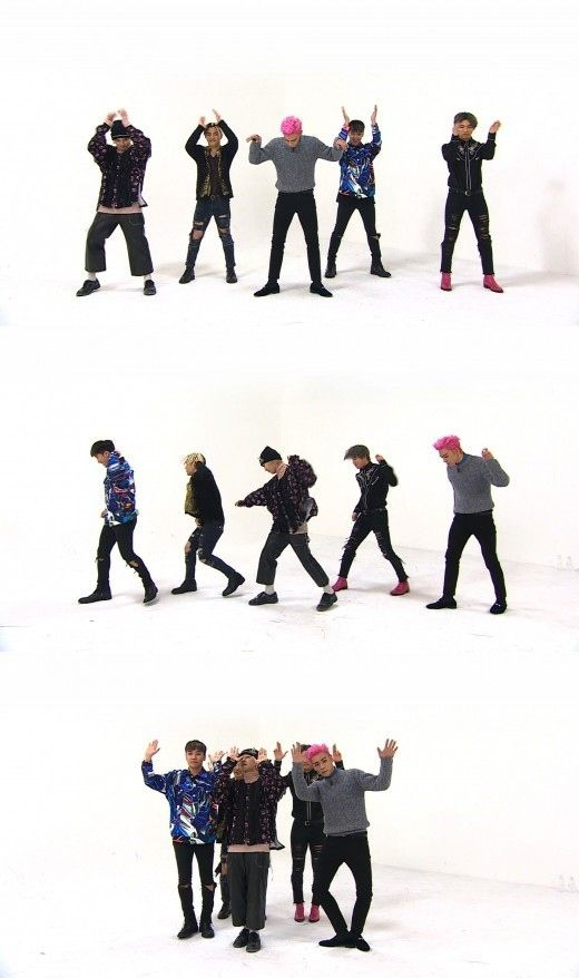 【BIGBANG NEWS】BIGBANG「週刊アイドル」名物2倍速ダンスに挑戦…歴史を塗り替え伝説の放送となるか!?