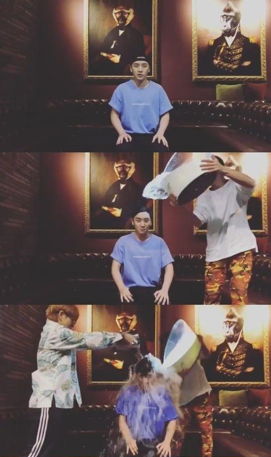 【BIGBANG NEWS】BIGBANGのV.I、驚きの人脈!?…「アイス・バケツ・チャレンジ」でアリアナ・グランデら世界的ポップスターを指名(動…