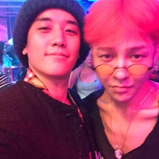 【BIGBANG NEWS】BIGBANGのV.I、ワールドツアーを終えたG-DRAGONのためにパーティー開催「苦労した兄さんに!」