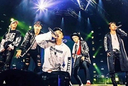 【BIGBANG NEWS】日本デビュー9周年…BIGBANGのV.I、メンバーとの写真と共にファンに感謝「早く5人で…」