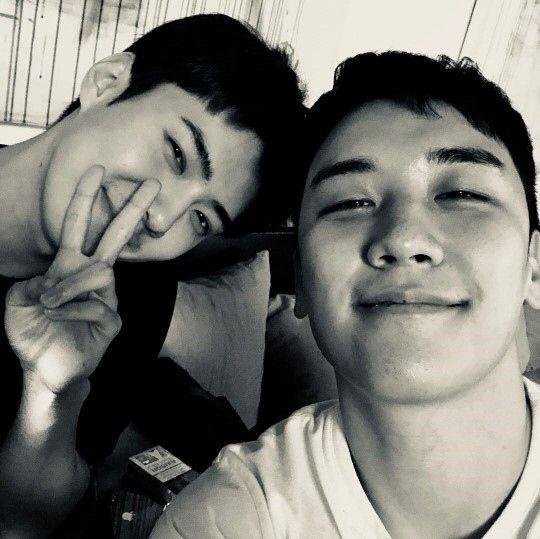 【BIGBANG NEWS】BIGBANGのV.I&EXO セフン、2人は秘密の関係!?「君と僕だけが知っている」