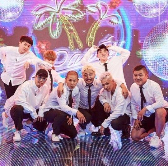 "【BIGBANG NEWS】BIGBANGのSOL&Block B テイル&Wanna One ハ・ソンウンら「無限に挑戦」記念ショットを公開""本当…"