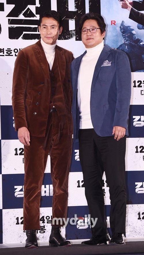【BIGBANG NEWS】G-DRAGON、チョン・ウソン&クァク・ドウォンをBIGBANGのコンサートに招待…映画「鋼鉄の雨」がきっかけ