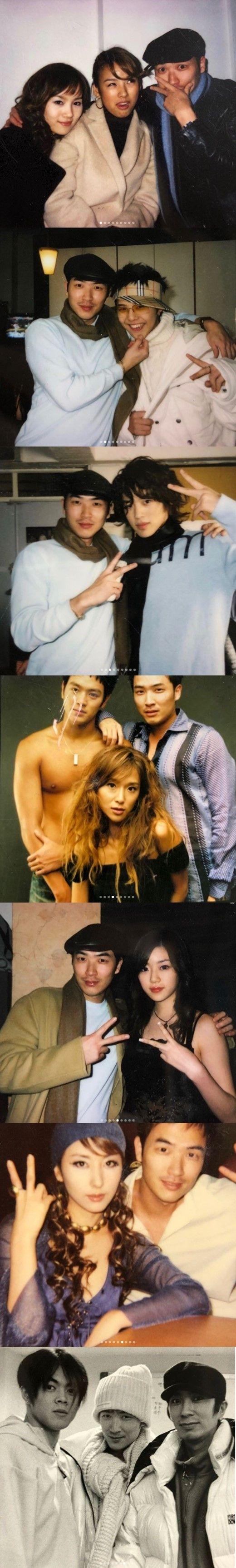 【BIGBANG NEWS】G-DRAGONの姿も!スター10人の過去写真が話題…2000年代ファッションに注目