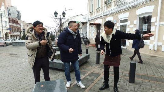 【BIGBANG NEWS】BIGBANGのV.I、ロシアでの認知度にショック…道のど真ん中で熱唱も?!(動画あり)