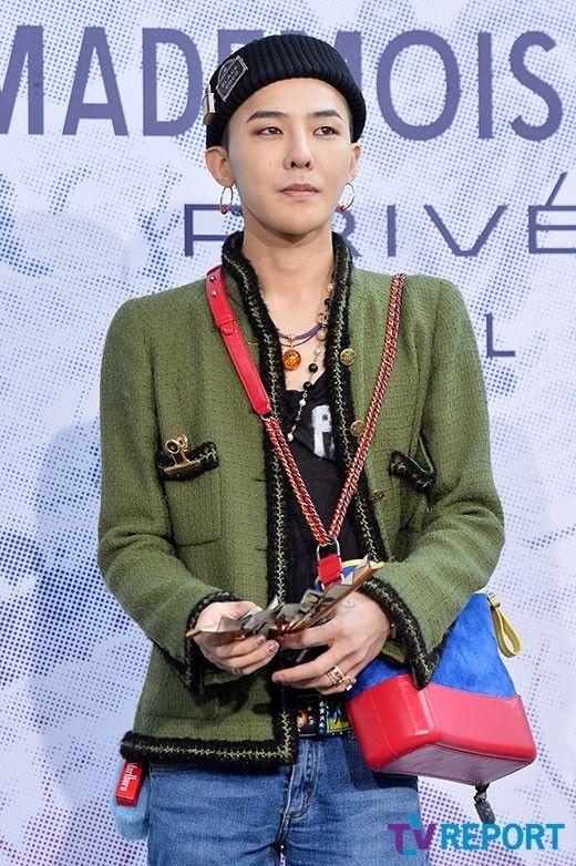 "【BIGBANG NEWS】【PHOTO】BIGBANGのG-DRAGON、ファッションブランドのイベントに出席""溢れるオーラ"""