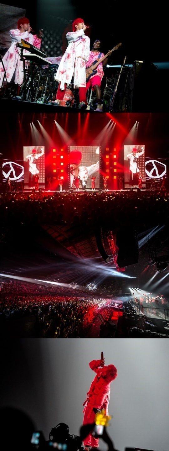 "【BIGBANG NEWS】BIGBANGのG-DRAGON、英ロンドン&バーミンガムで初のヨーロッパソロツアーがスタート!""ファン熱狂"""