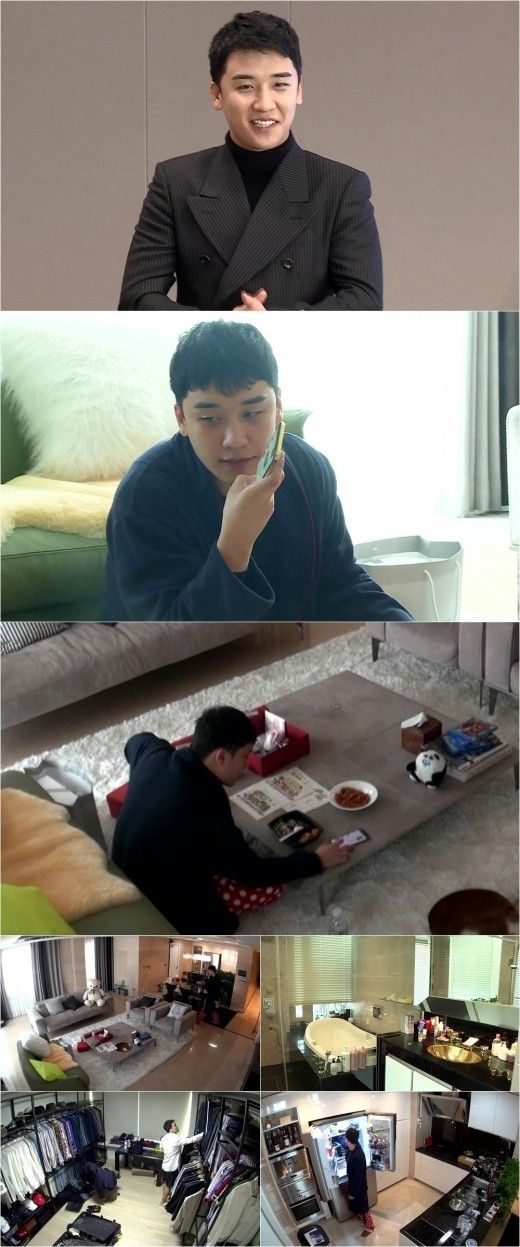 【BIGBANG NEWS】BIGBANGのV.I、独身生活を公開…グローバルCEOの豪華な自宅に関心集中(動画あり)