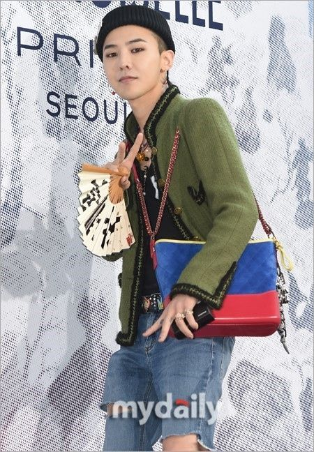 【BIGBANG NEWS】BIGBANGのG-DRAGON、2月27日白骨部隊に入所…チュウォン&チ・チャンウクと同じ所属に