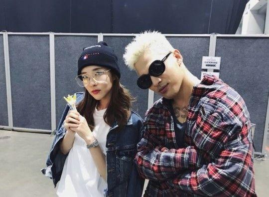 【BIGBANG NEWS】元2NE1のDARA、BIGBANGのSOLのコンサートを観覧…YGの友情ショットが話題