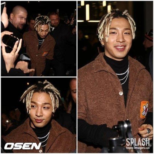 【BIGBANG NEWS】BIGBANGのSOL、ミラノファッションショーに登場…海外メディアの注目を集める