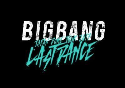 【BIGBANG NEWS】BIGBANG、日本ドームツアー「LAST DANCE」12月24日に京セラドーム大阪にてファイナル公演の開催が決定!