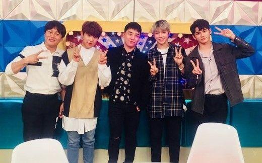【BIGBANG NEWS】BIGBANGのV.I×Wanna One、最強コラボにファン歓喜…共演記念ショット公開