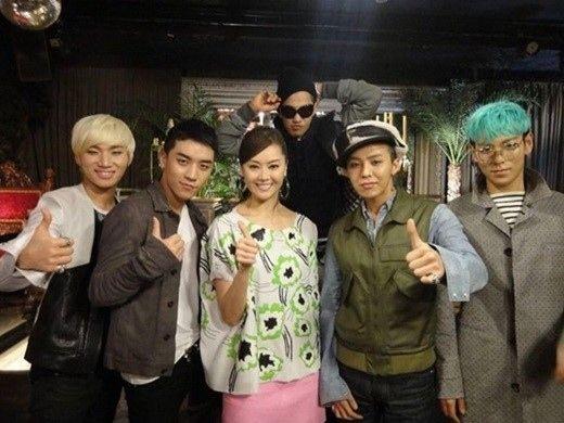【BIGBANG NEWS】「BIGBANGと初めて会った日」…観月ありさが写真で回想