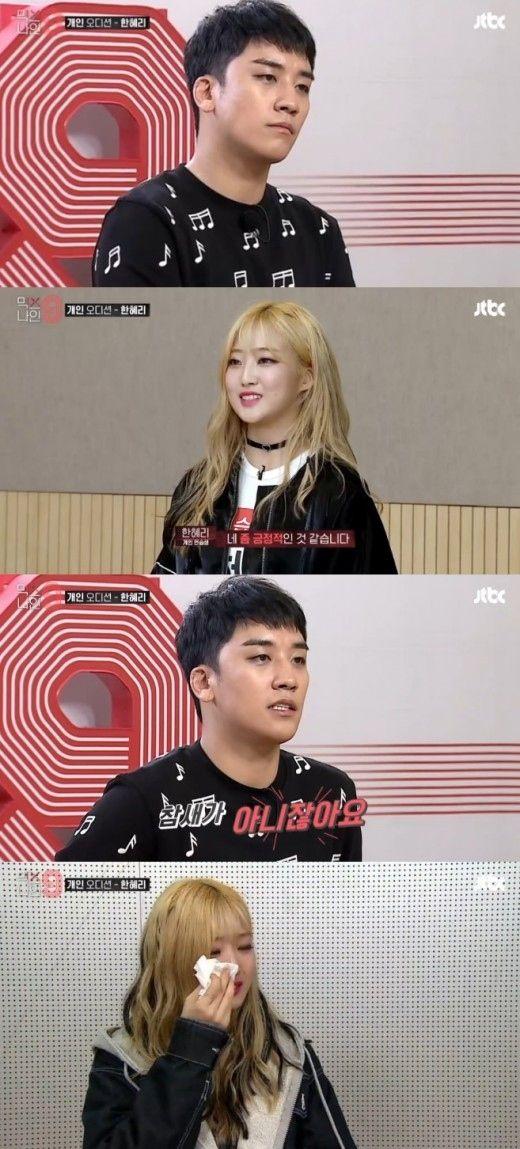 【BIGBANG NEWS】BIGBANGのV.I、厳しすぎ?ヤン・ヒョンソク代表に続き「MIX NINE」で辛口審査