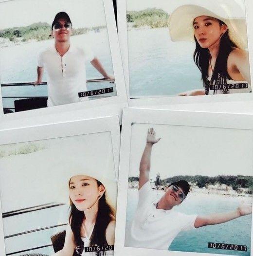 【BIGBANG NEWS】BIGBANGのV.I&元2NE1のDARA「やっと親しくなった」…日常を満喫する2人に注目