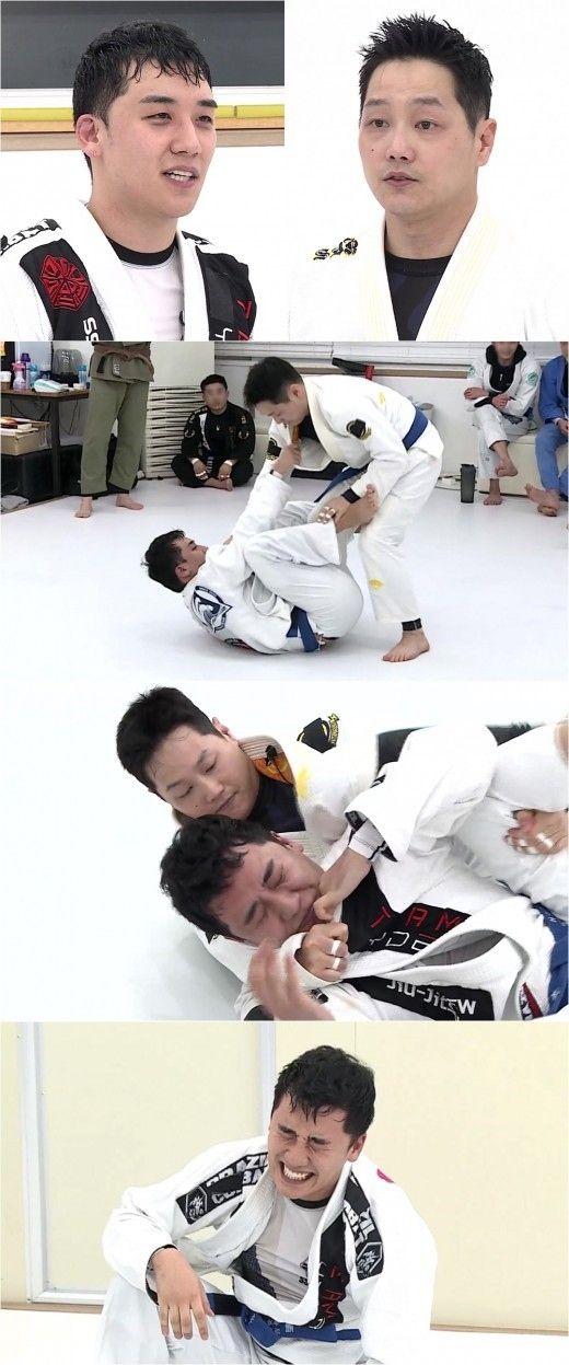 【BIGBANG NEWS】BIGBANGのV.I、大会チャンピオンとブラジリアン柔術対決に挑む…放送に高まる期待