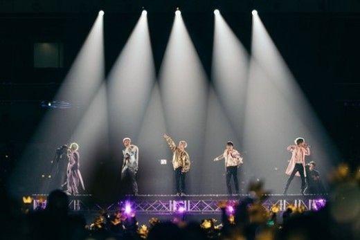 【BIGBANG NEWS】BIGBANG、ソウルコンサートで複雑な心境を語る「完全体のコンサートは、今日が最後だ」