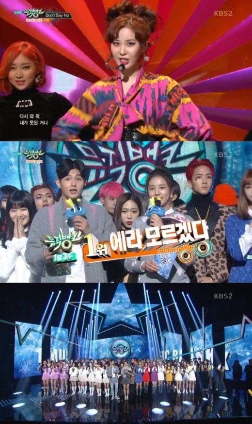 【BIGBANG NEWS】BIGBANG「ミュージックバンク」で番組に出演することなく1位を獲得!