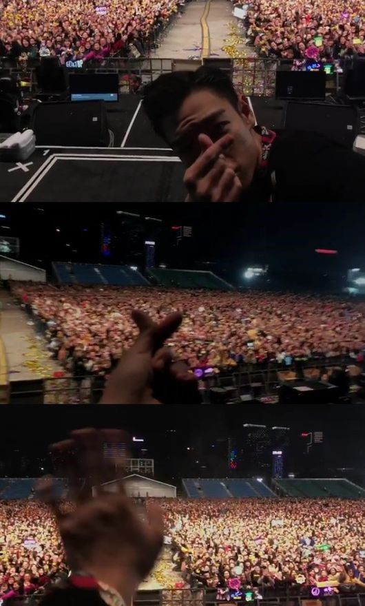 【BIGBANG NEWS】BIGBANGのT.O.P、ファンに別れの挨拶「皆さんが恋しくなりそう」(動画あり)