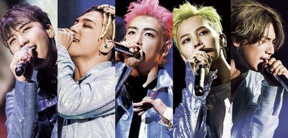【BIGBANG NEWS】BIGBANG、T.O.P入隊前ラストの日本ドームツアーLIVE DVD&Blu-rayオリコン週間ランキング3部門制覇…