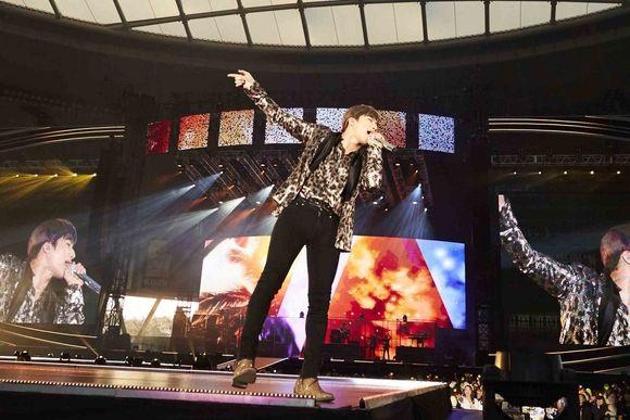 【BIGBANG NEWS】BIGBANGのD-LITE、応援に来たメンバーとの楽屋ショットも!初の日本ソロドームツアーが開幕