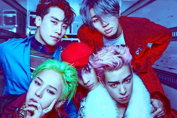 【BIGBANG NEWS】BIGBANG、ニューフルアルバム「MADE」がオリコンデイリーランキング1位を獲得!