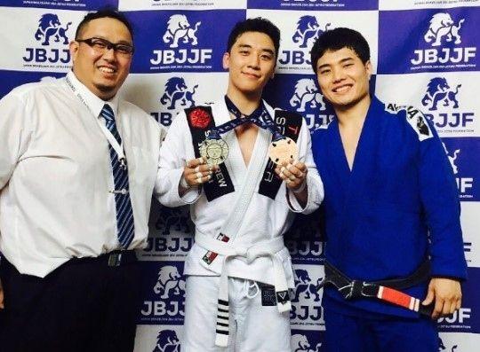 【BIGBANG NEWS】BIGBANGのV.I、近況写真が話題に…ブラジリアン柔術大会で銀メダルを獲得