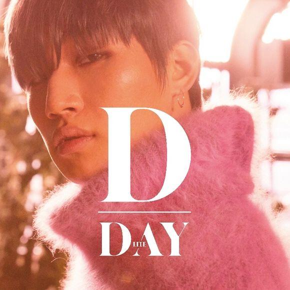 【BIGBANG NEWS】BIGBANGのD-LITE、約2年半ぶりの日本ソロミニアルバム「D-Day」3/28より先行配信スタート!