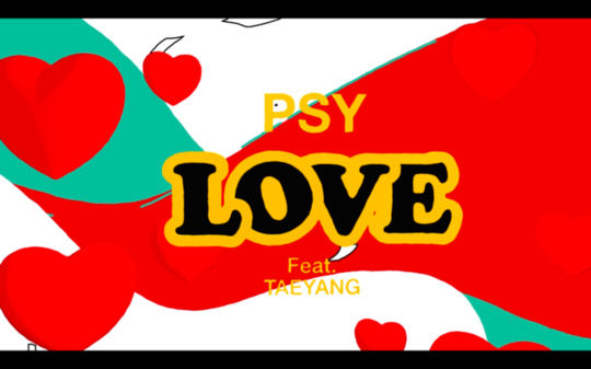 "【BIGBANG NEWS】PSY&BIGBANGのSOL、コラボ曲「LOVE」MV公開…""たくさんの愛を恩返ししたい"""