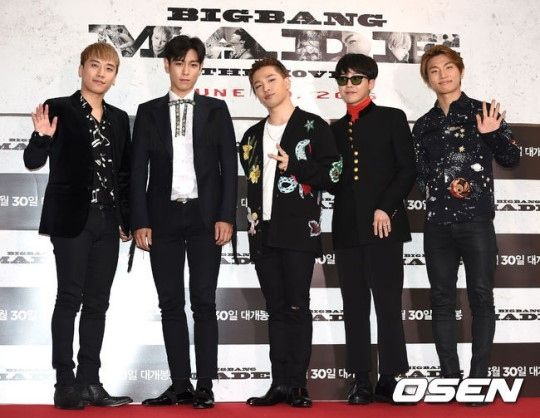 【BIGBANG NEWS】米フォーブス「世界で最も稼ぐ有名人100人」を発表!韓国からBIGBANG、日本からは錦織圭がランクイン