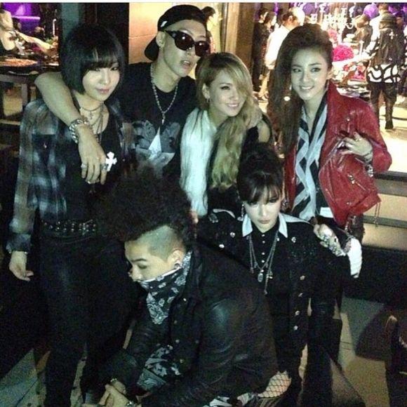 【BIGBANG NEWS】2NE1&BIGBANG、ソ・ガンジュンまで…BOMが思い出の過去写真を大公開