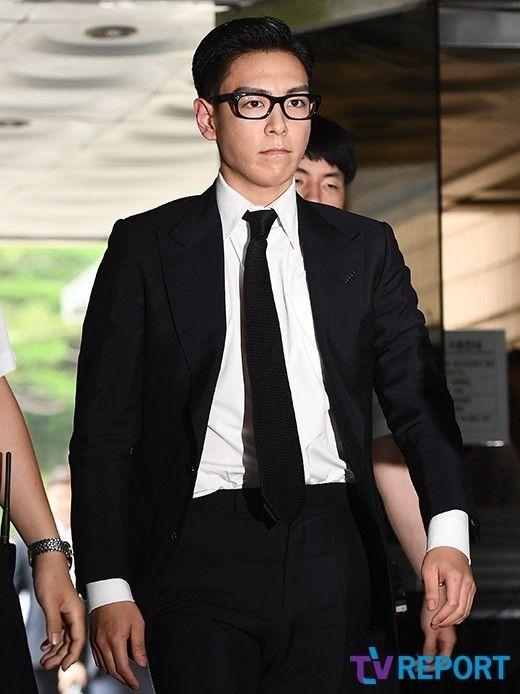 【BIGBANG NEWS】BIGBANGのT.O.P、義務警察の身分はく奪…再服務審査で「不適合」との結論